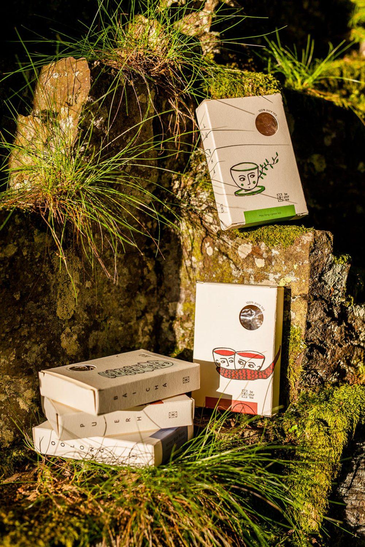 Be Your Tea - kies een van onze degustatiepakketten voor jezelf of als geschenk