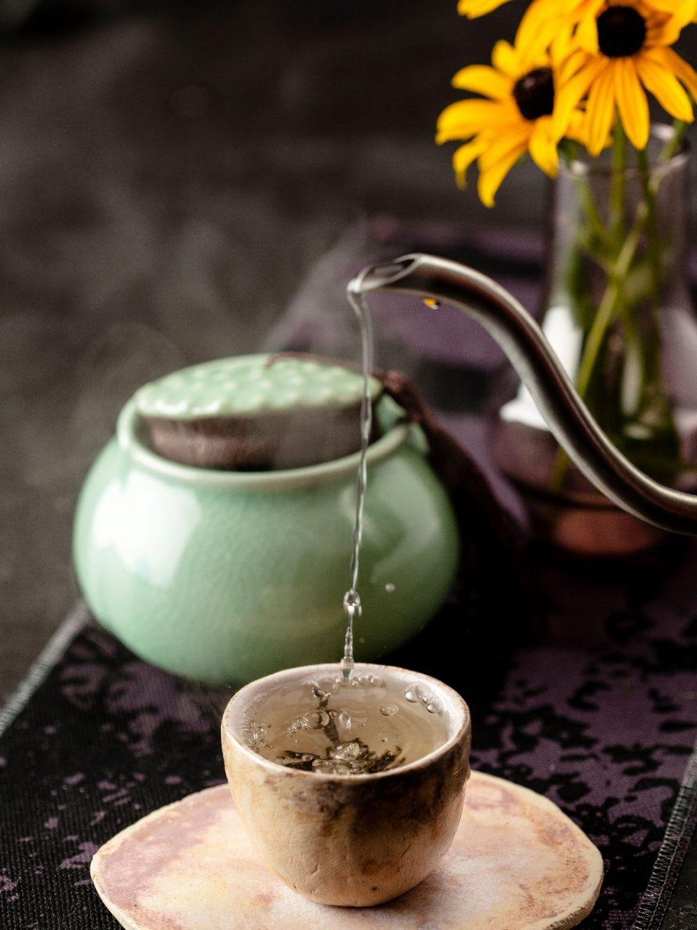 Thai wild tree, pu-erh thee uit Thailand