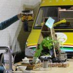 Demonstratie thee zetten door Jozefien Muylle