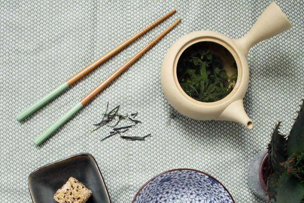Groene thee - Sencha Yabukita uit 2017